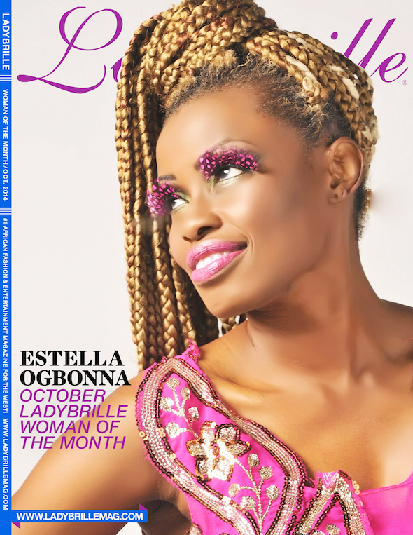 Estella Ogbonna LBWOM October 2014
