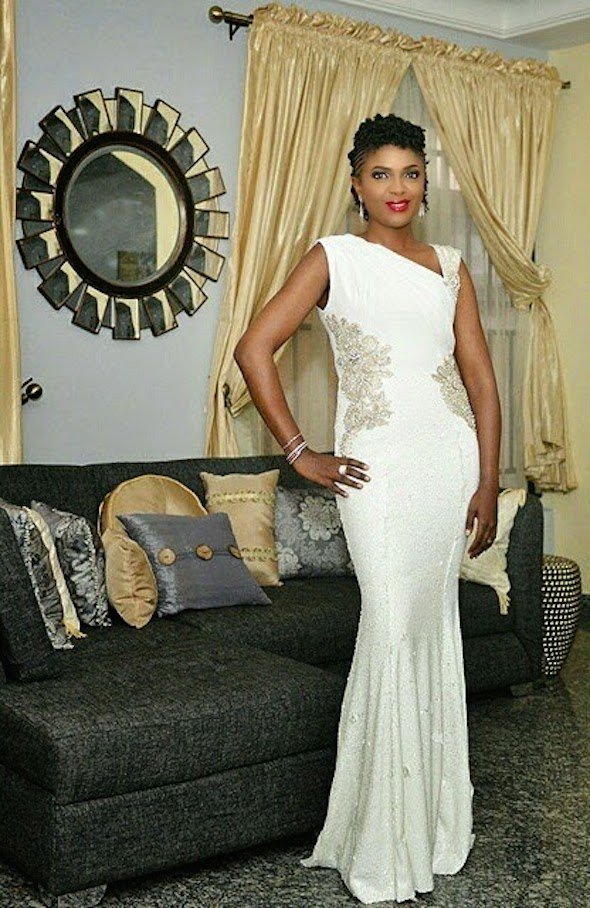 Omoni Oboli Being Mrs Elliot