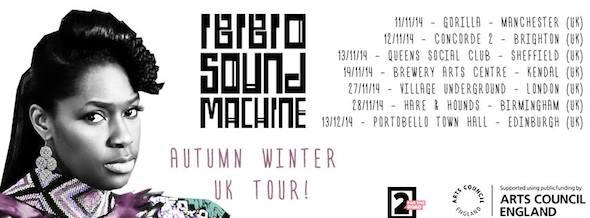 Sound Machine Eno Williams