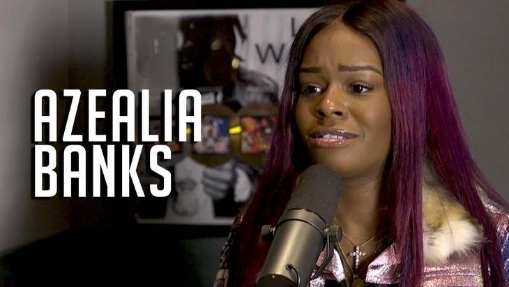 Azealia Banks on Hot 97