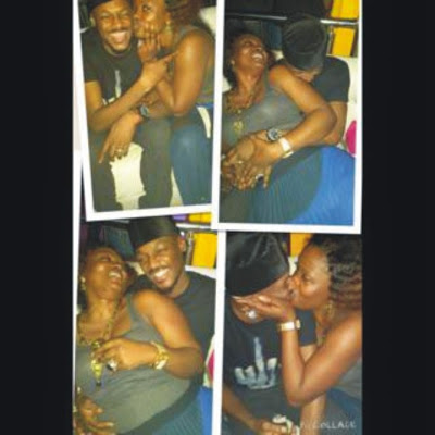 2Face Caught Kissing Another Woman
