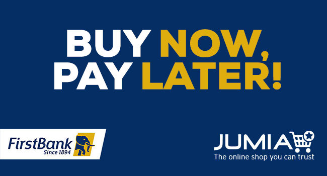 Jumia Buy Now, Pay Later