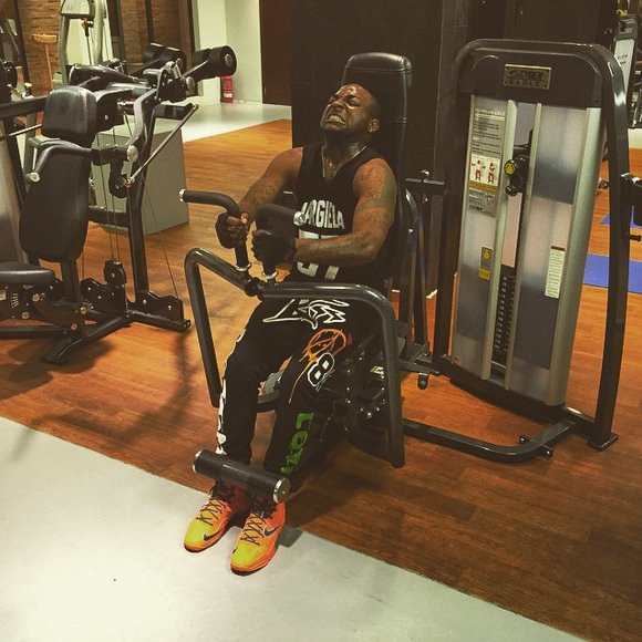 Davido90DayWorkOut
