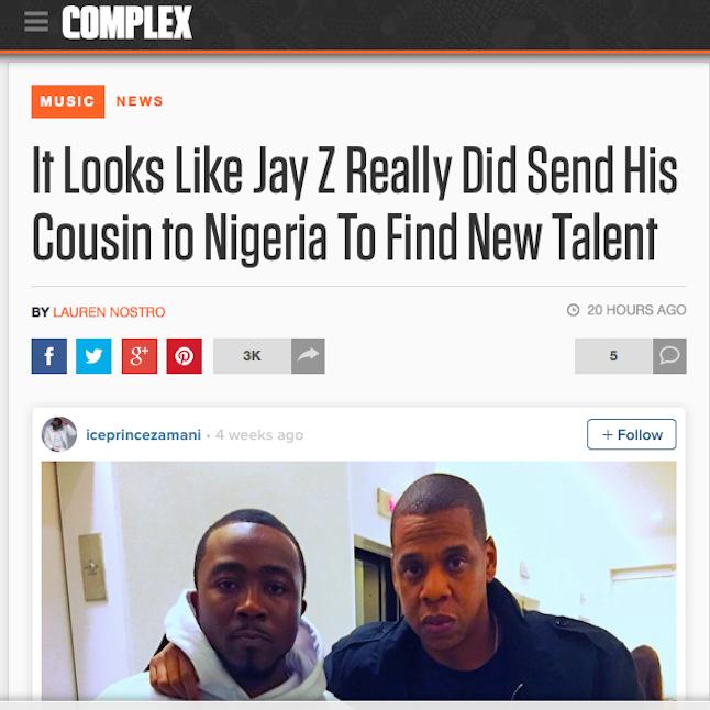 JayZIcePrinceNigeria