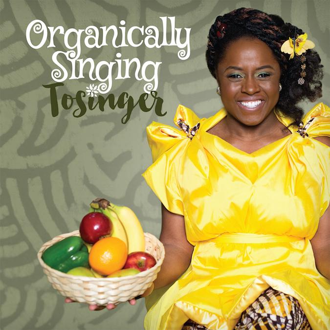 Tosinger Organic Digital CD Cover