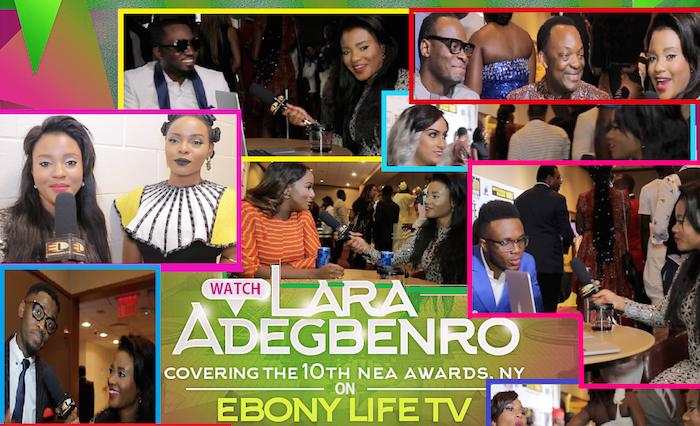 Lara Adegbenro Ebony Life TV