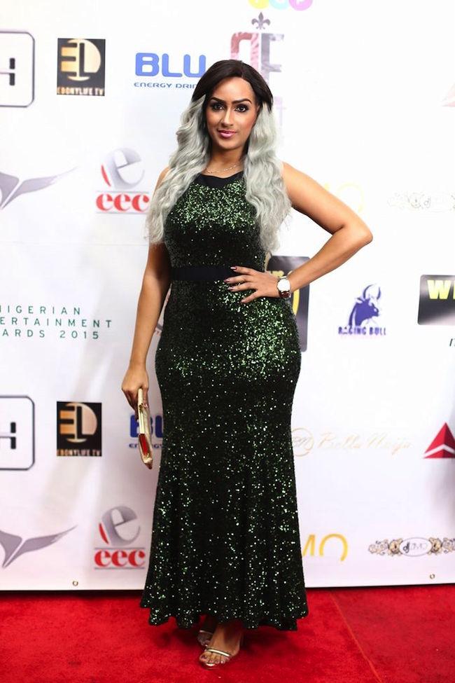 NEA Awards 2015 Juliet Ibrahim