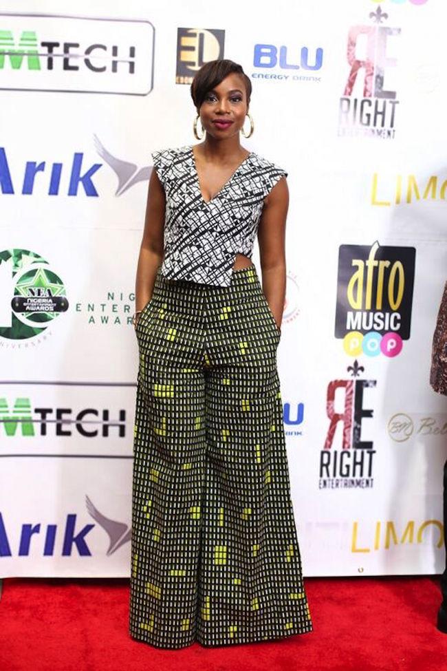 NEA Awards 2015 Maria Okanrende