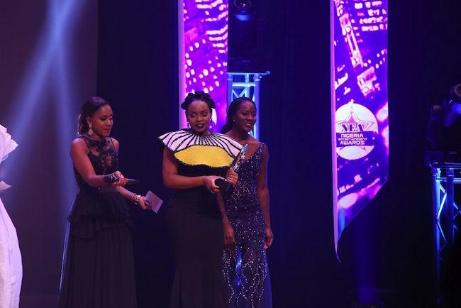 NEA Awards 2015 Yemi Alade