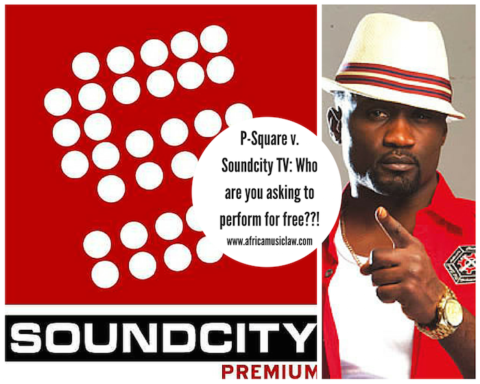 Psquare v Soundcity Showdown