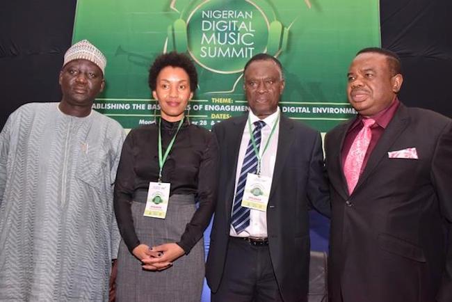 COSON Nigerian Digital Music Summit 2
