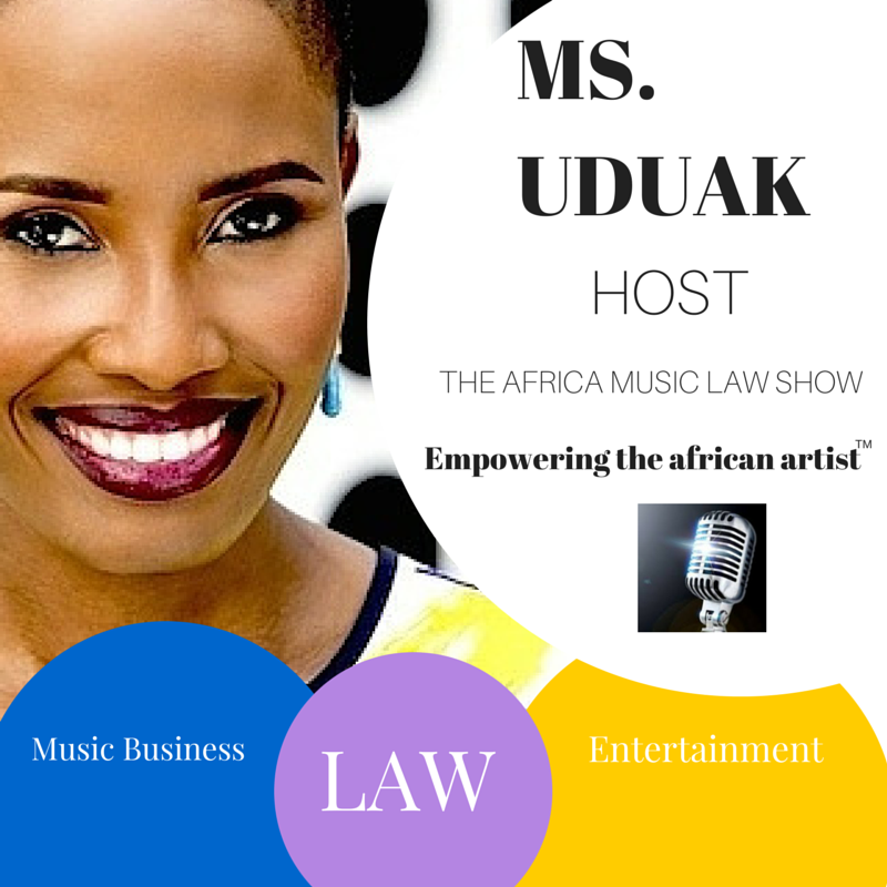 AfricaMusicLawHost  - 7 Best Music Business Podcast Episodes of 2015
