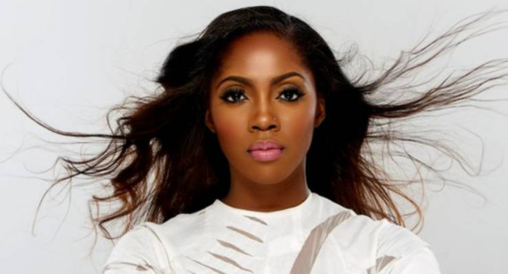 Tiwa Savage T Billz 1 - VIDEO: Tiwa Savage Opens Up on T-Billz's Suicidal Attempt, Marriage on the Rocks, Depression Issues (Cocaine, Alcohol, Emotional Abuse, Infidelity)