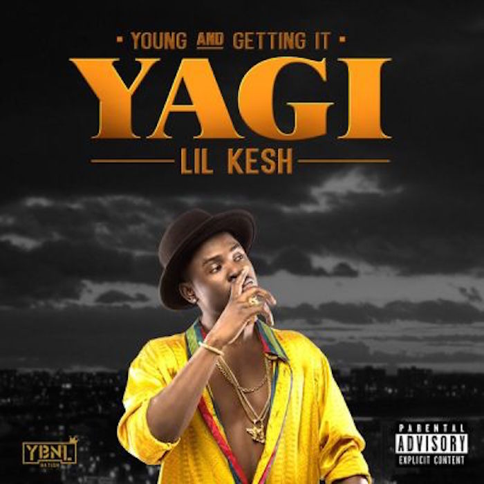 YAGI - SHOKI: Lil' Kesh Leaves Olamide's YBNL Records, Sets Up New Record Company YAGI