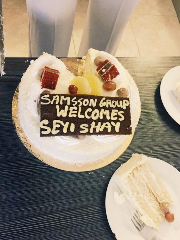 Seyi Samsson Group