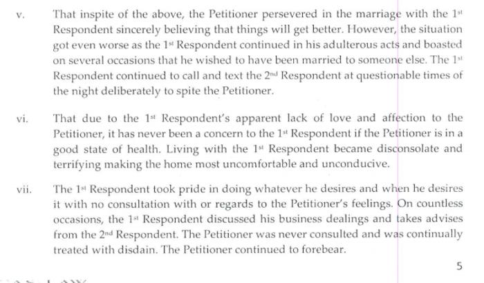 Toke Makinwa Divorce Papers 9
