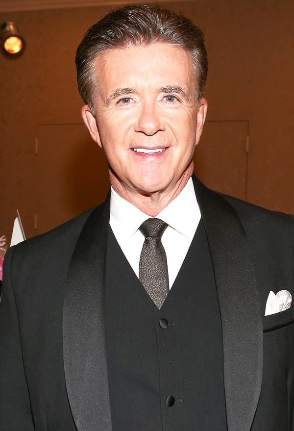 Alan Thicke Tv Icon And Father Of Robin Thicke Dead At 69 Africa
