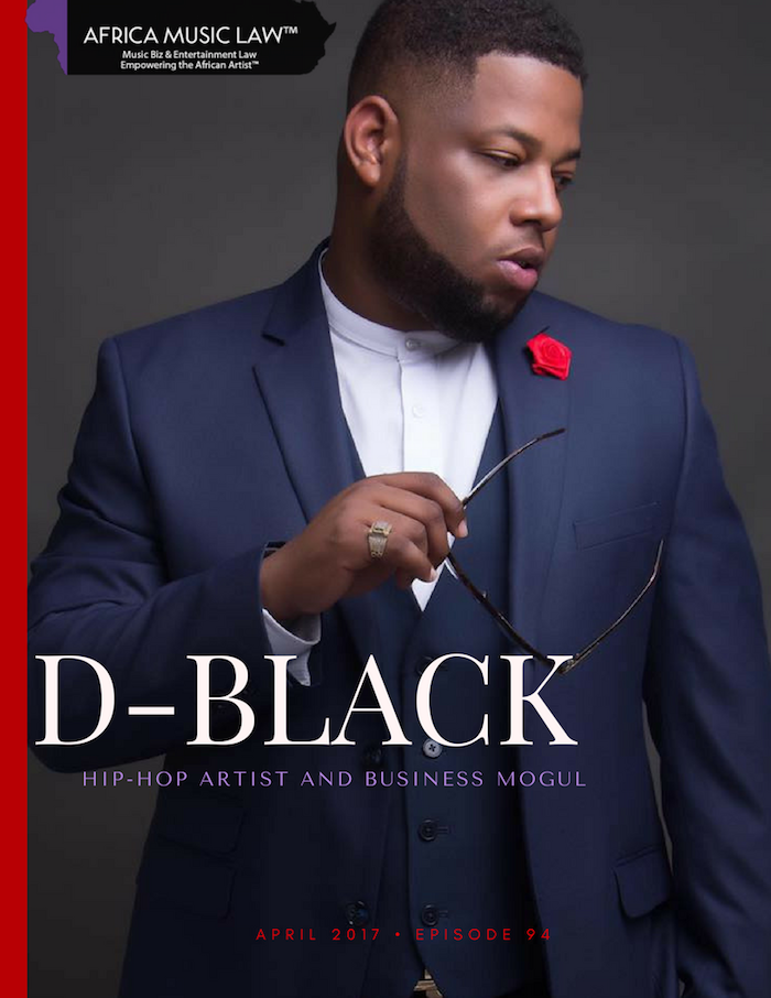 D Black AML094 - AML 094: (Exclusive) Interview with D-Black, hip-hop artist & business mogul on the business of music in Ghana