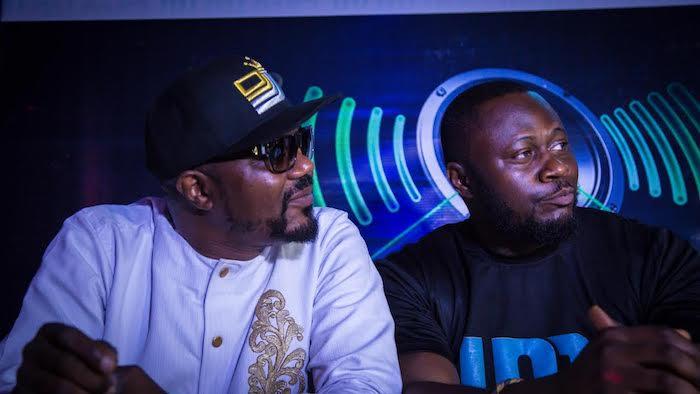 DJ Jimmy Jatt Cos Canino - UDR Radio Launches Operations in Lagos: Jimmy Jatt, Dj Humility, Krizbeats, Jaywon, and more attend!