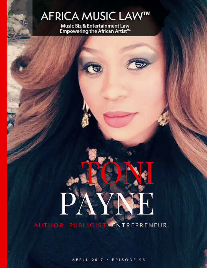 Toke Makinwa AML096 - AML096: (Exclusive) Interview with Toni Payne (Pt. 2): 9ice, Ayeni Adekunle, being a target for six years of public shaming over fake news & more