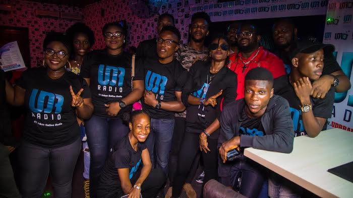 UDR Radio Launch 4 - UDR Radio Launches Operations in Lagos: Jimmy Jatt, Dj Humility, Krizbeats, Jaywon, and more attend!