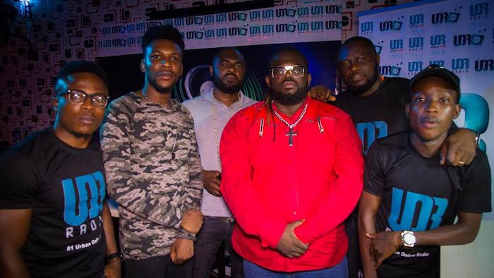 UDR Radio Launch 8 - UDR Radio Launches Operations in Lagos: Jimmy Jatt, Dj Humility, Krizbeats, Jaywon, and more attend!