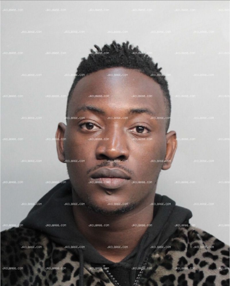 Dammy Krane Arrested in Miami 1 - Breaking news: Nigerian Pop star Dammy Krane arrested in the U.S. for grand theft, credit card and identity fraud
