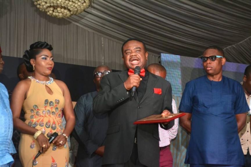 Toni Okoroji City People Magazine 864x576 - Toni Okoroji Honored with 'Pillar of Entertainment Award'