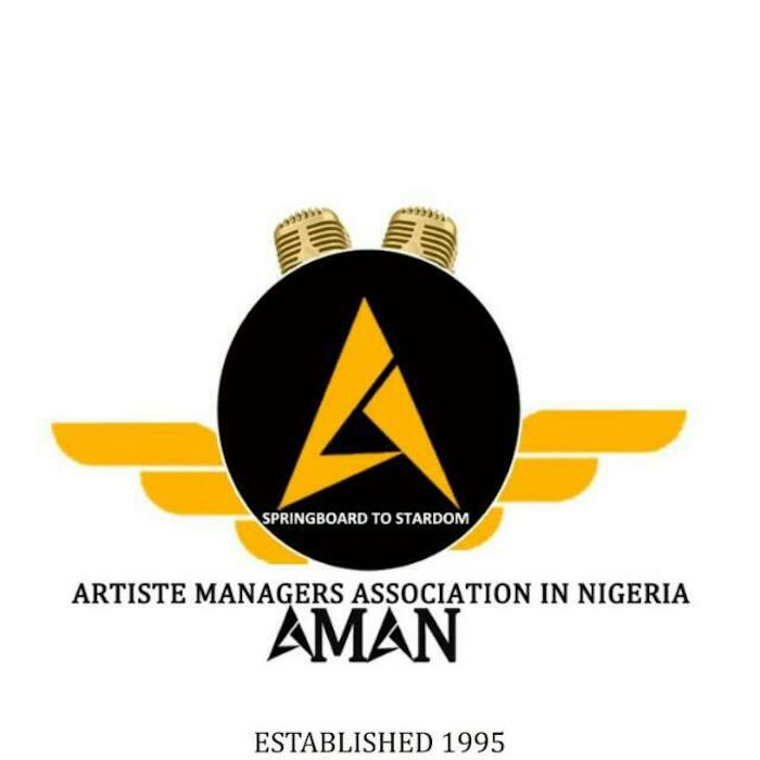 AMAN Logo - Ike Onuorah Named 2nd Vice President of Artist Management Organization in Nigeria Led by Don Jazzy's Father