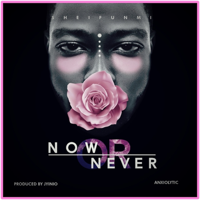 Now or Never ART - Sheifunmi Depicts Vulnerability On Emotional Ballad 'NOW or NEVER' (Debut single)