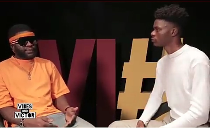 Victor Okpala Skales - About that Unprofessional Interview Victor Okpala Conducted with Skales