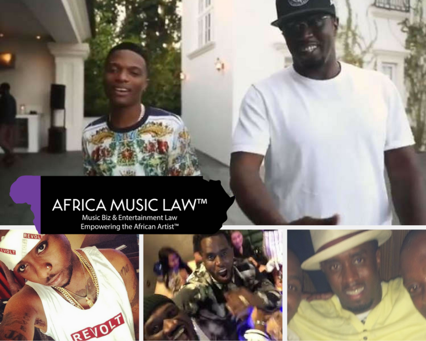 Wizkid Meets Diddy Africa 864x691 - Diddy Promises to Visit Nigeria After Meeting with Wizkid, But Can he Stop with his Condescending Treatment of African Artists, Already?