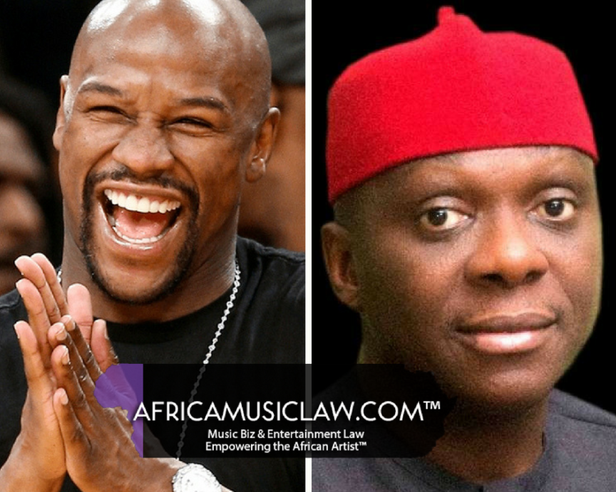 Zinni Media Sues Floyd Mayweather 864x691 - Exclusive: Nigeria's Zinni Media Sues Floyd Mayweather for $2 Million (See Proposed Summons)