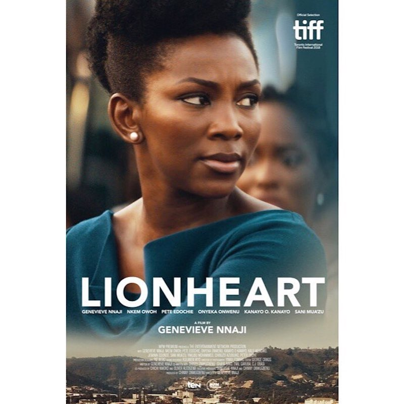 Lionheart Genevieve Nnaji Netflix - (Analysis) Netflix  buys global rights to Genevieve Nnaji's 'Lion heart' Movie  - What you should know