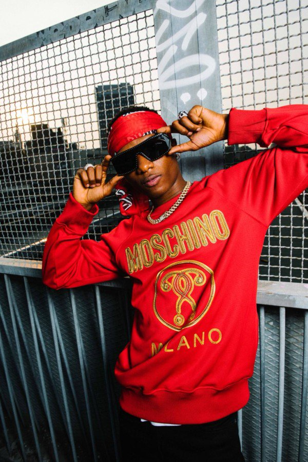 Wizkid Ciroc Moschino - Let's talk Wizkid, his self-hatred, dead beat daddy status, and silly baby mamas