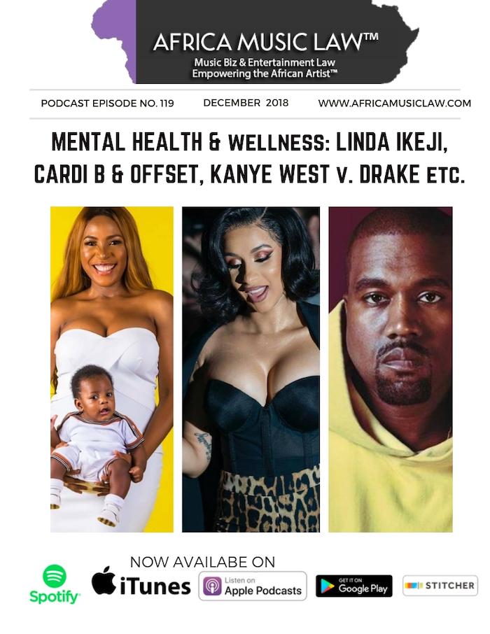 AML119CardiBKanyeWest - AML 119: Linda Ikeji, Cardi B, Offset, Kanye West etc. (Podcast)