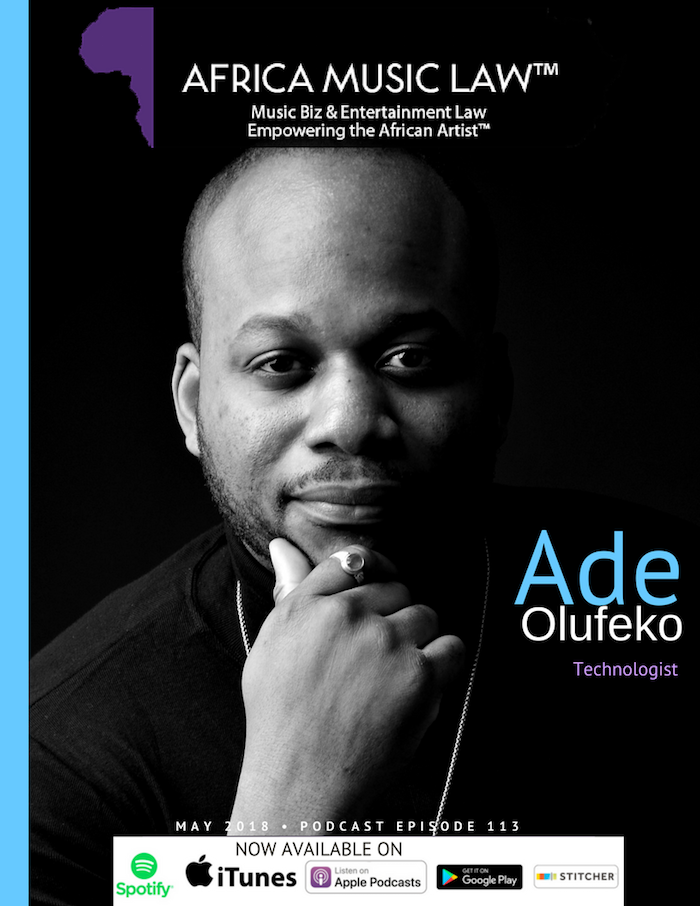 Ade Olufeko - AML Top 10 Podcasts of 2018