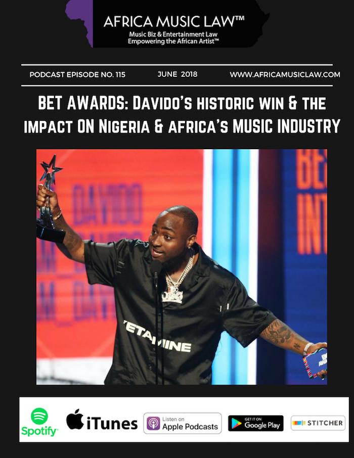 Davido BET Awards - AML Top 10 Podcasts of 2018