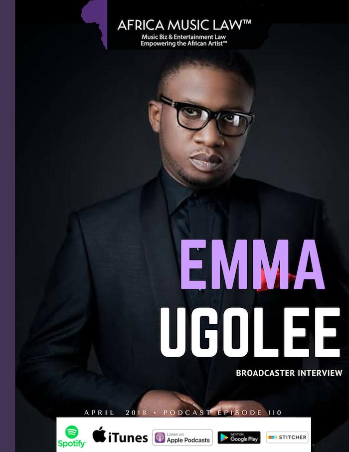 Emma Ugolee - AML Top 10 Podcasts of 2018