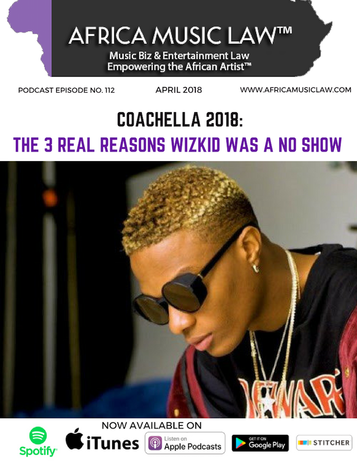 WizkidCoachella - AML Top 10 Podcasts of 2018